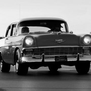 Woodward Dream Cruise '56 Chevy