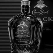 Crown Royal Black Homepage Takeover