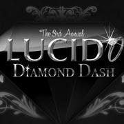 Lucido Diamon Dash Logo