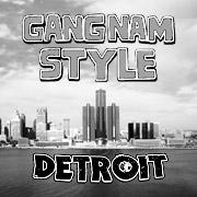 Gangnam Style Detroit Music Video
